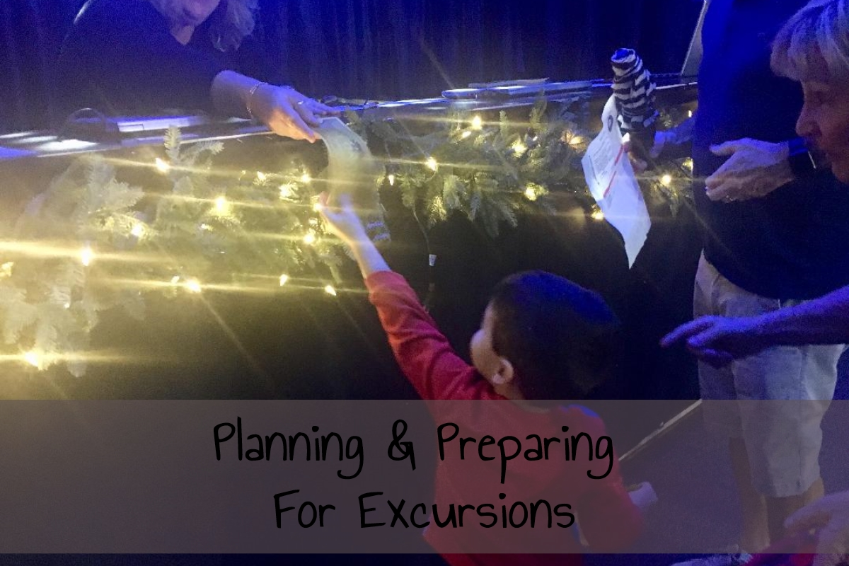 Planning & Preparing for Excursions