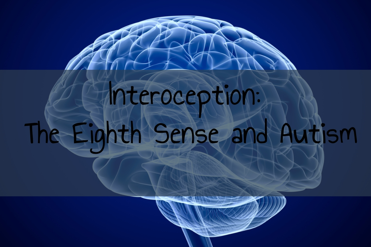 Interoception:  The Eighth Sense and Autism