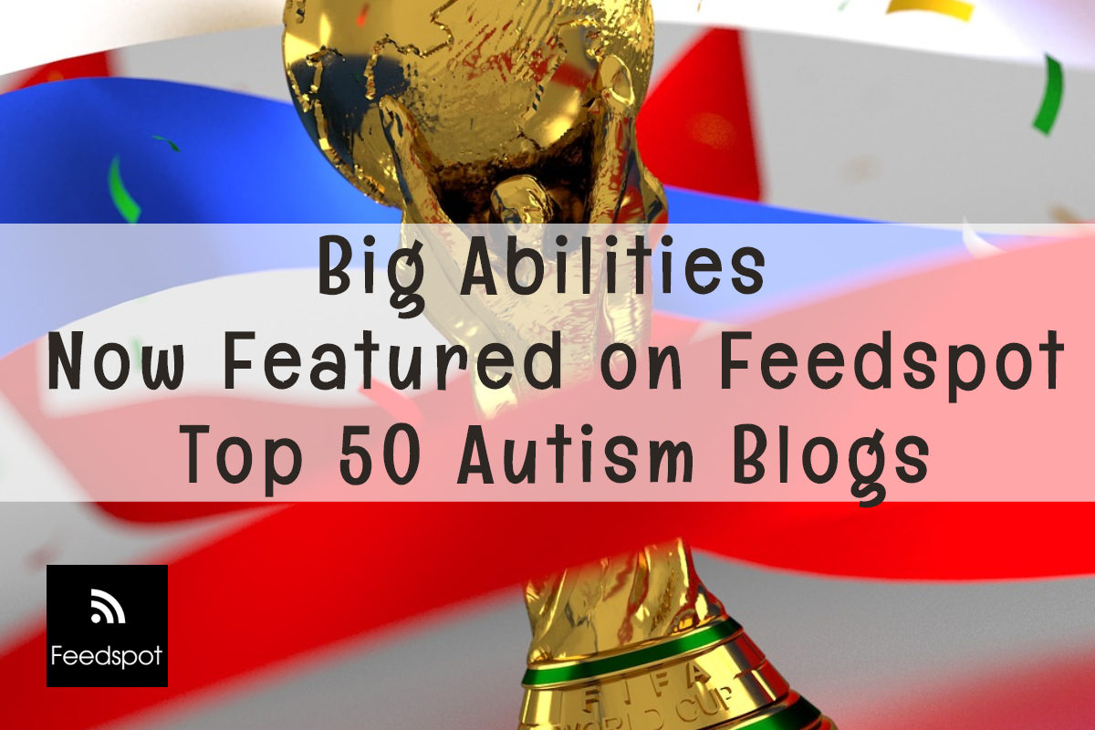 Big Abilities is Now Featured on Feedspot