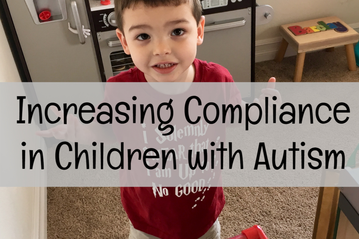 3 Tips for Increasing Compliance in Children on the Autism Spectrum
