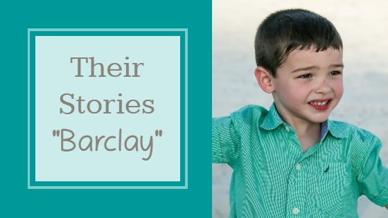 Their Stories Barclay